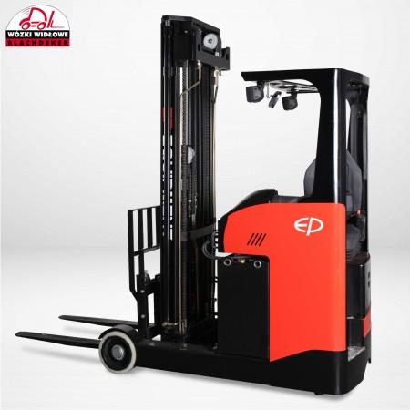 Wózek wysokiego składowania Reach Truck CQD 12RF