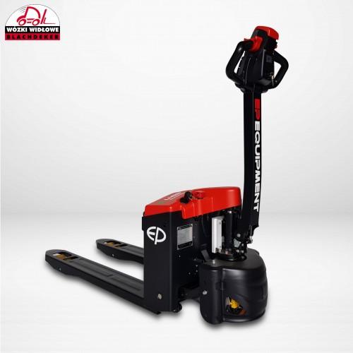 Elektryczny wózek paletowy EP EPT20 15ET2 LI ION