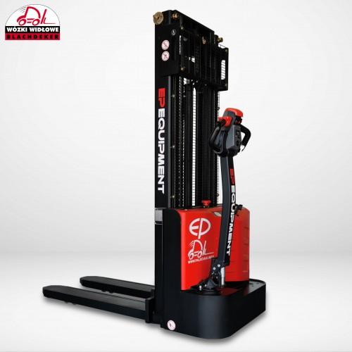 Elektryczny wózek podnośnikowy EST 122