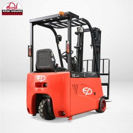 Elektryczny wózek widłowy CPD15LE
