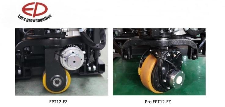 Elektryczny paleciak EPT12 EZ