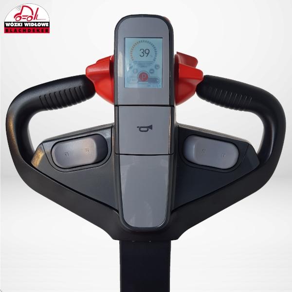 Elektryczny wózek paletowy WPL 201