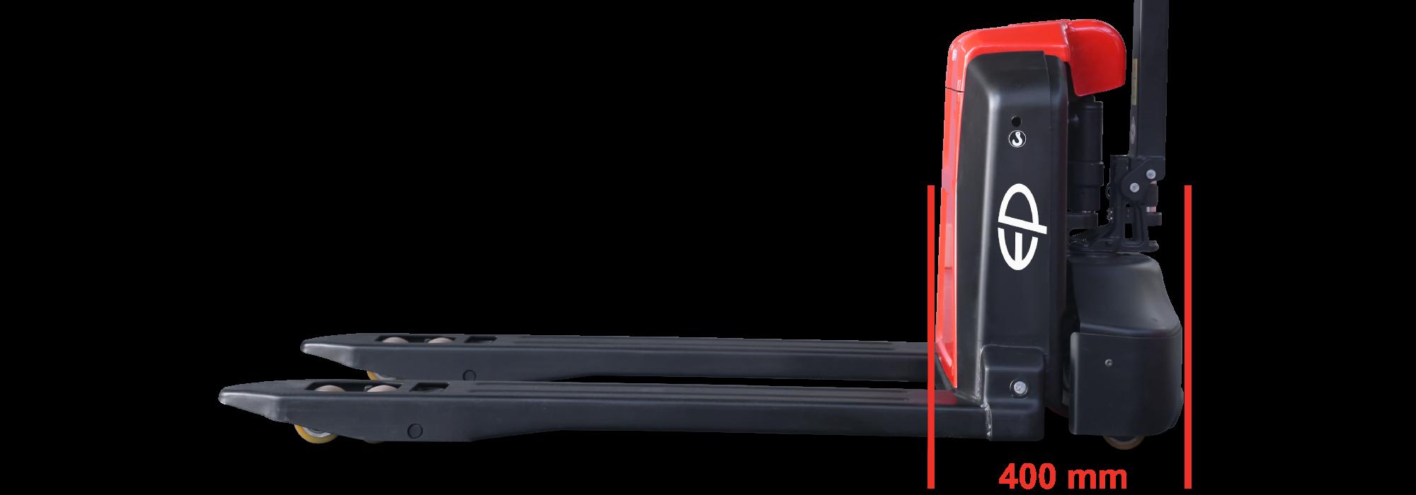 Wymiary wózka EPL185